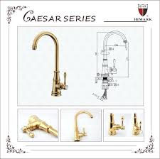 low pressure in kitchen faucet grohe kitchen faucet no pressure new low pressure kitchen faucet