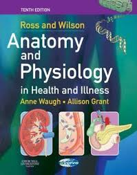 Human Physiology And Anatomy Book Ross And Wilson Anatomy And Physiology In Health And Illness