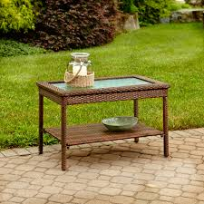 Ty Pennington Furniture Collection by Ty Pennington Style Mayfield Coffee Table Outdoor Living Patio
