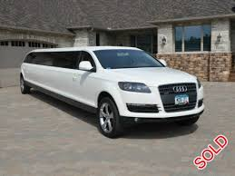 2007 audi q7 reviews used 2007 audi q7 suv stretch limo ec customs eagan minnesota