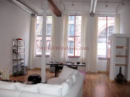 Curtains For Large Picture Window Custom Draperies U0026 Curtains In Manhattan Ny New York City Nyc