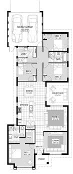 villa floor plans luxury small villas floor plans with 3 to 4 bedrooms and 2 baths