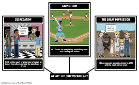we are the ship lesson plans negro league baseball