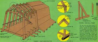 how to build a barn style roof how to build a gambrel roof diy gambrel roof gambrel and tiny