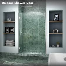 48 Shower Doors Dreamline Shdr 20487210 Unidoor 48 30 Inch Shower Door With 18