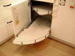 innovative corner kitchen cabinet ideas in home design concept