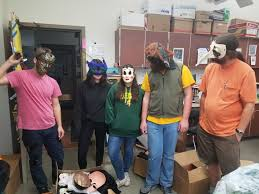 get creeped out at avanti high u0027s haunted house in olympia