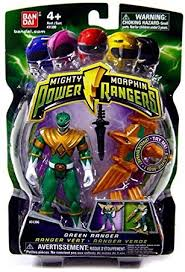 amazon power ranger mighty morphin green ranger toys u0026 games