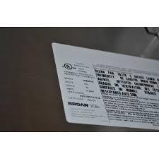 36 Under Cabinet Range Hood Stainless Steel Broan Elite Rm6036ss 36
