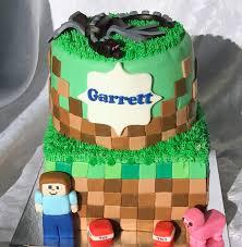minecraft cake story kay cake designs