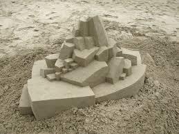 Calvin Seibert Paradis Express Sand Castles Of Calvin Seibert