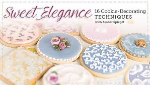 Cookie Decorating Kits Learn Cookie Decorating Techniques In Craftsy U0027s Class Sweet
