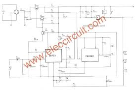 Diy Bench Power Supply Variable 0 30v 5a Variable Benchtop Power Supply Eleccircuit Com