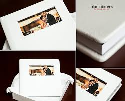 leather wedding photo album white leather wedding albums island wedding photojournalist