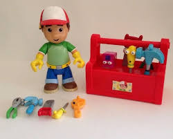 talking handy manny