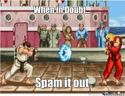 Street Fighter Meme - street fighter fans will know by ohhenry2 meme center