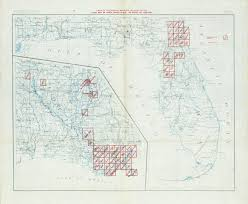 louisiana florida map louisiana topographic maps perry castañeda map collection ut