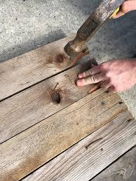 How To Keep Footprints Off Laminate Floors Diy Pallet Sign Honeysuckle Footprints