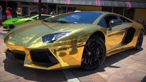 gold plated lamborghini aventador the gold plated lamborghini aventador s golden nuggets
