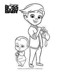 boss baby printables free coloring printables boss baby