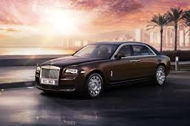 diamond plated rolls royce 2015 rolls royce ghost series ii first look motor trend