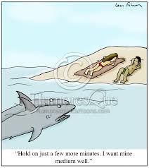 great white sharks cartoons funny cartoons about great white sharks