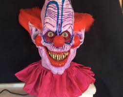 Killer Klowns Outer Space Halloween Costumes Killer Klowns Outer Space Popcorn Clown