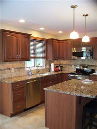 Staining Maple Cabinets Kitchen Remodeling Syracuse Central New York Cny