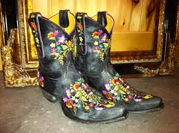 country roots city style old gringo sora black cowgirl boots