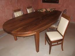 tavolo ovale legno tavoli in legno su misura fadini mobili cerea verona
