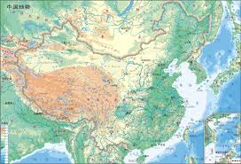 rivers in china map peoples republic of china introduction menu by chinareport com