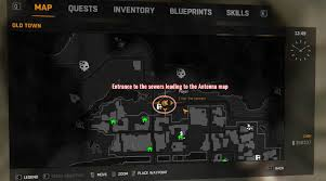 Map Quests How To Travel Back To The Antenna Map For The Airstrike Blueprint