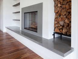 fireplaces u2014 sound concrete