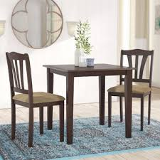 Square Dining Room Table Square Kitchen Dining Room Sets You Ll Wayfair
