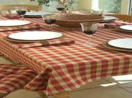 oval tablecloth home design