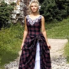 scottish wedding dresses heritage of scotland women