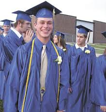 cap and gown for high school graduates leave with 200 dreams daily journal news