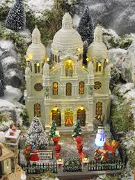 Decoration For Christmas In Church file model of church sold as christmas decoration jpg wikimedia