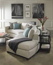 Curved Sofas For Small Spaces Small Sectional Sofa For Great Furniture In Living Room Thinkvanity