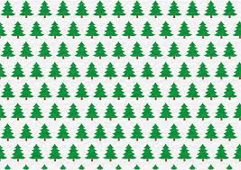wrapping paper for christmas christmas trees wrapping paper template free printable papercraft