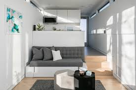 Modern Tiny Home by Kasita Modern Minimalist House