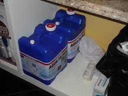 Water Bottle Storage Container Water Storage Doublebhomestead
