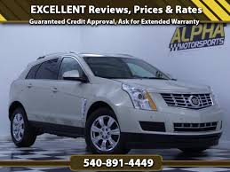 rate cadillac srx cadillac srx for sale virginia dealerrater