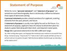 statement of interest phd statement of purpose sample sample