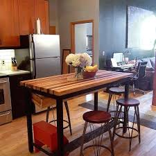 hand crafted kitchen tables industrial kitchen table and chairs dostup club