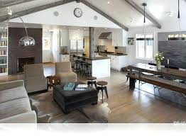 kitchen and dining room open floor plan small open concept kitchen living room small open floor plans fresh