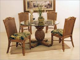 indoor wicker dining table indoor wicker dining room sets marceladick com