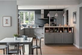 cuisine et salon ouvert decoration cuisine salon ouvert idée de modèle de cuisine