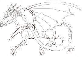 wayne tully fantasy art how to draw a dragon