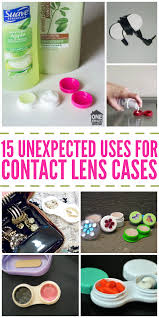 house lens 15 unexpected uses for contact lens cases contact lens cases